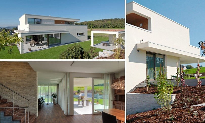 Haus in Frauenfeld 2011