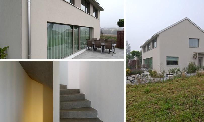 Haus in Matzingen 2010